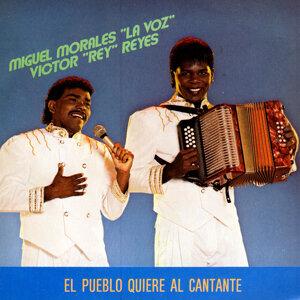 """Miguel Morales """"La Voz"""" & Victor """"Rey"""" Reyes 歌手頭像"""