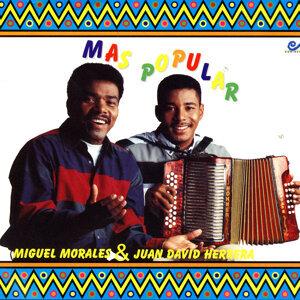 """Miguel Morales """"La Voz"""" & Juan David Herrera """"El Pollito"""" 歌手頭像"""