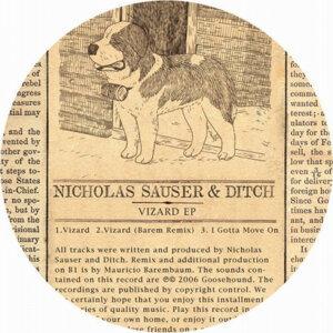 Nicholas Sauser, Ditch 歌手頭像