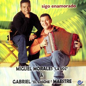 """Miguel Morales """"La Voz"""" & Gabriel """"El Chiche"""" Maestre 歌手頭像"""