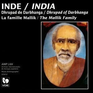La famille Mallik 歌手頭像