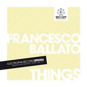 Francesco Ballato 歌手頭像