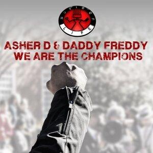 Asher D & Daddy Freddy 歌手頭像
