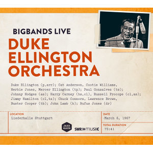 Duke Ellington Orchestra 歌手頭像