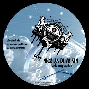 Nicolas Duvoisin 歌手頭像