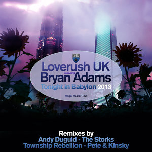 Loverush UK featuring Bryan Adams 歌手頭像