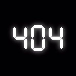 404 歌手頭像