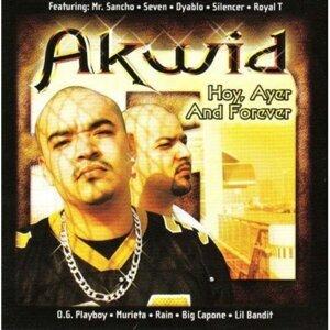 Akwid 歌手頭像