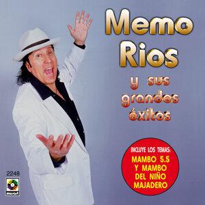 Memo Ríos 歌手頭像