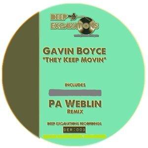 Gavin Boyce
