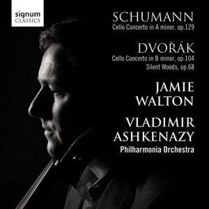 Jamie Walton, Vladimir Ashkenazy, Philharmonia Orchestra 歌手頭像