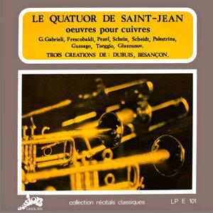 Quatuor de Saint-Jean 歌手頭像