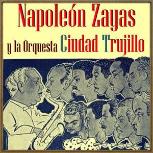 Napoleon Zayas y la Orquesta Ciudad trujillo 歌手頭像