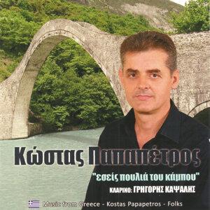Kostas Papapetros 歌手頭像