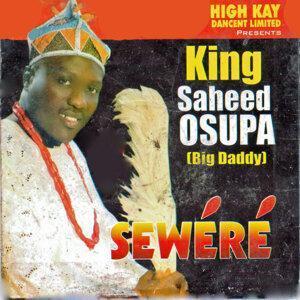 King Saheed Osupa 歌手頭像