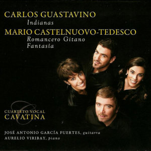 Cuarteto Vocal Cavatina 歌手頭像