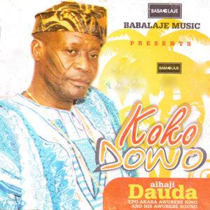 Alhaji Dauda Epo Akara Awurebe King & His Awurebe Sound 歌手頭像