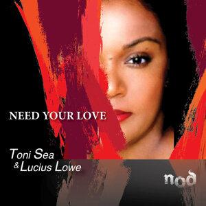 Toni Sea & Lucius Lowe 歌手頭像