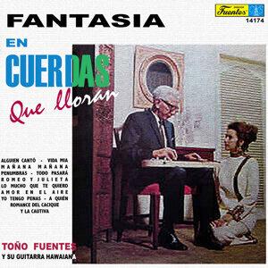 Toño Fuentes 歌手頭像