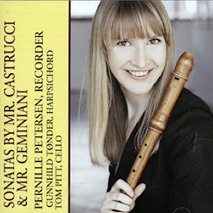 Pernille Petersen-Recorder & Gunnhild Toender-Harpsichord &Tom Pitt-Cello 歌手頭像