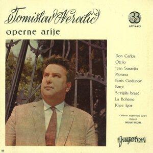 Tomislav Neralic 歌手頭像