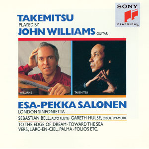 John Williams, London Sinfonietta, Esa-Pekka Salonen 歌手頭像