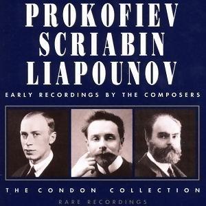 Sergei Prokofiev+Alexander Scriabin+Serge Liapounov (浦羅高菲夫+史克里亞賓+里亞普諾夫) 歌手頭像
