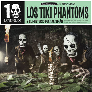 Los Tiki Phantoms 歌手頭像