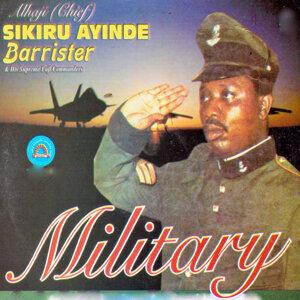 Alhaji Chief (Dr.) Sikiru Ayinde Barrrister & His Supreme Fuji Commanders 歌手頭像