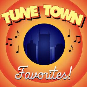 Tune Town Favorites 歌手頭像