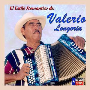 Valerio Longoria, SR. 歌手頭像