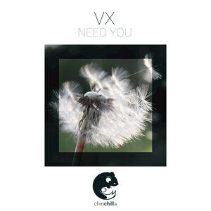 VX 歌手頭像