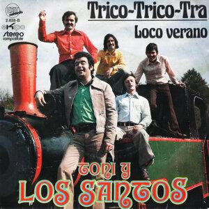 Toni y Los Santos 歌手頭像