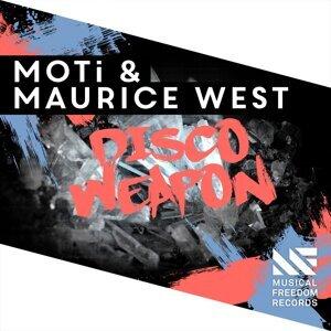 MOTi & Maurice West Artist photo