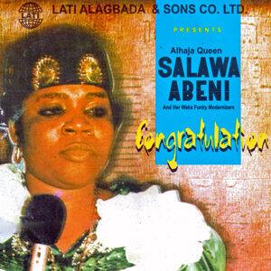 Alhaja Queen Salawa Abeni & Her Waka Funky Modernizers 歌手頭像