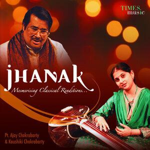 Pandit Ajoy Chakrabarty, Kaushiki Chakrabarty 歌手頭像
