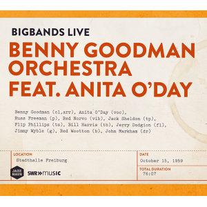 Benny Goodman Orchestra 歌手頭像