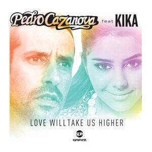 Pedro Cazanova Feat. Luke Derrick