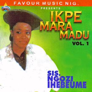 Sis. Ngozi Ihebeume 歌手頭像
