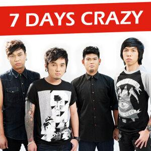 7 DAYS CRAZY 歌手頭像