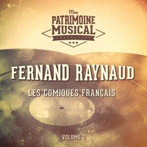 Fernand Raynaud 歌手頭像