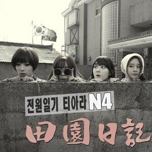 T-ara N4 歌手頭像