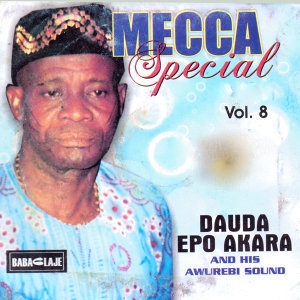Dauda Epo Akara & His Awurebe Sound 歌手頭像