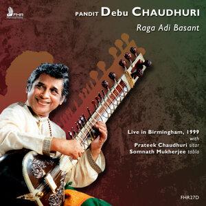 Pandit Debu Chaudhuri 歌手頭像