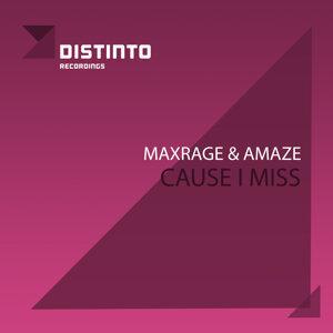 Maxrage|Amaze 歌手頭像