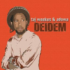 Taj Weekes 歌手頭像