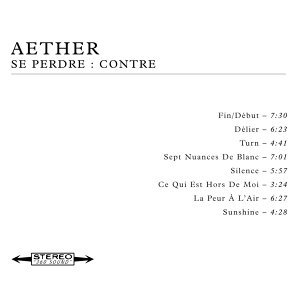 Aether 歌手頭像