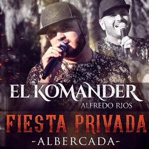 El Komander 歌手頭像