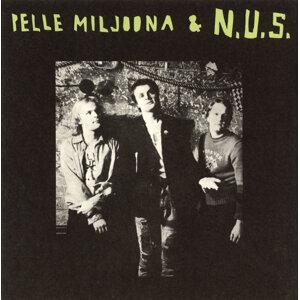 Pelle Miljoona & N.U.S. 歌手頭像