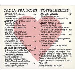 Tanja Fra Mors 歌手頭像